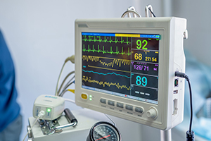 安全・安心の麻酔管理体制