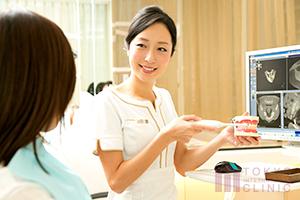 歯周病を再発を防ぐための「ブラッシング指導」