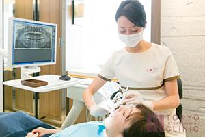 歯周病を再発を防ぐための「メンテナンス」