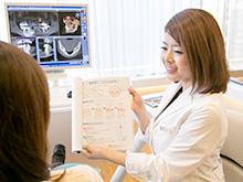 STEP01問診票&歯科ドックアンケートの記入