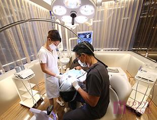01 徹底的な歯周病治療